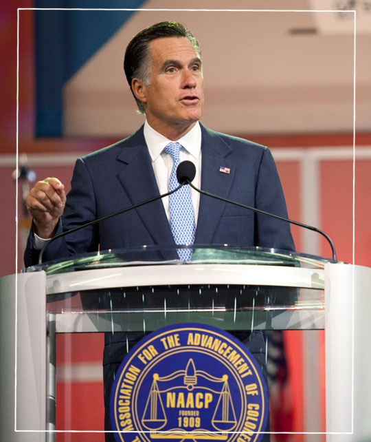 POLITICS: MITT ROMNEY GETS BOOED AT NAACP CONVENTION In Houston!