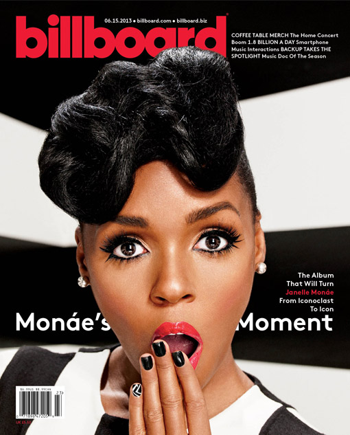 Janelle Monae is Not an Artist But a Musician. #B.Brave