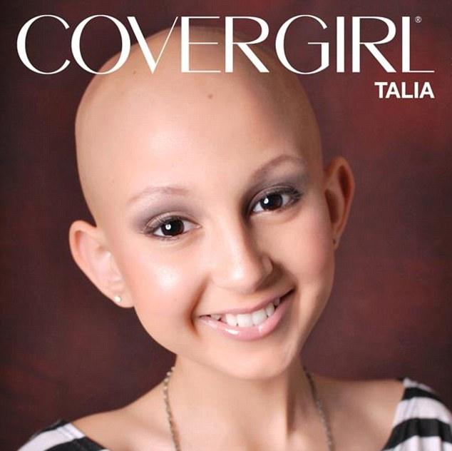 YouTube Sensation and Honorary  Cover Girl Talia Joy Castellano...Passes away at Age 13...#B.Brave