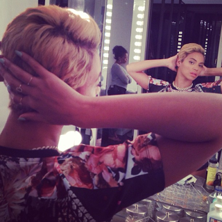 BEYONCE GOES SHORT!......#B.Brave