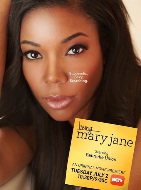 SNEAK PEAK LOOK AT NEW SEASON OF BEING MARY JANE STARRING GABRIELLE UNION ON BET......DEBUTS JANUARY 2014..#B.BRAVE