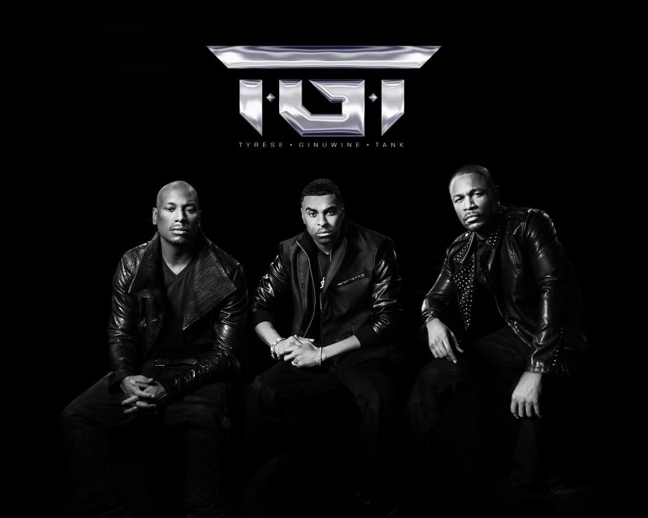TGT ( TYRESE, GINUWINE, TANK ) ALBUM # 1 TODAY! #B.BRAVE