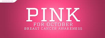 October is BreastCancer Awareness Month: How are you making a difference?#B.Brave