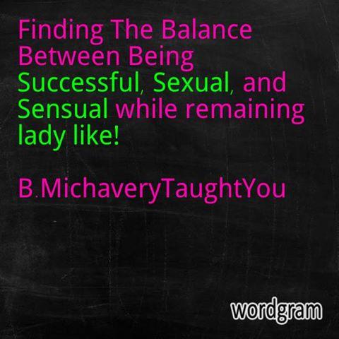 B.MICHAVERYTAUGHTYOU  Audio Series!! This WEEKS TOPIC..........See Below!